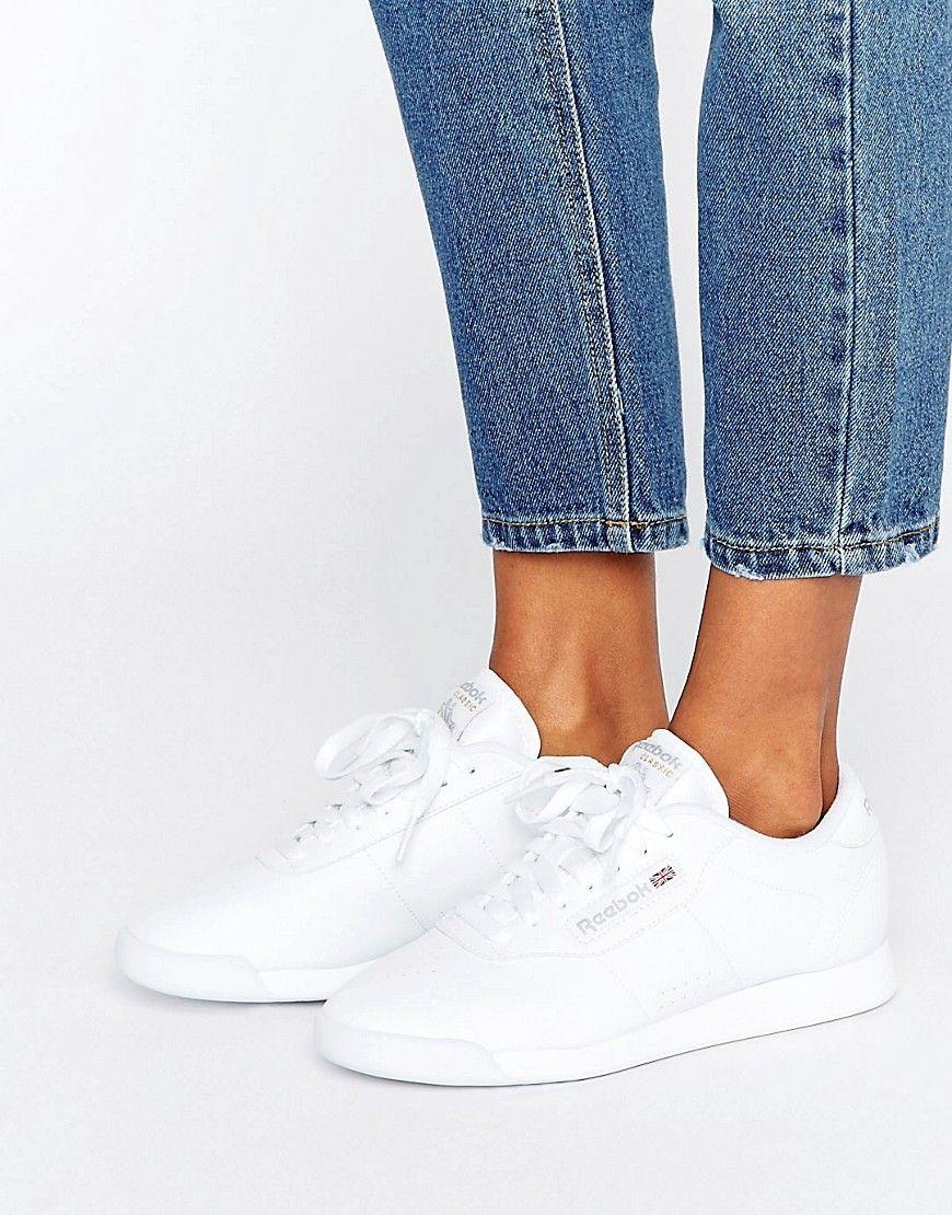 9d0e4e233 Zapatillas de deporte blancas Princess Spirit de Reebok. Zapatillas de  deporte de Reebok