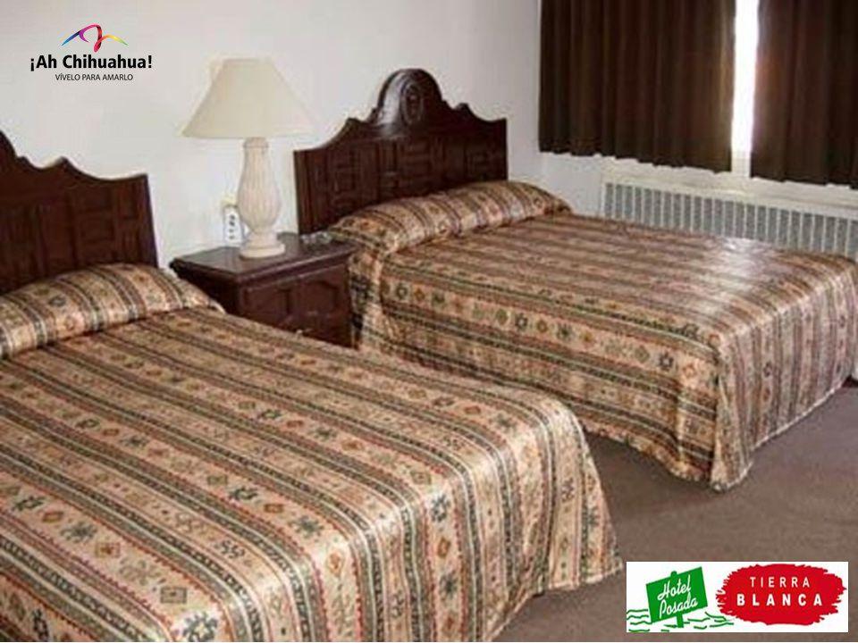 https://flic.kr/p/tTs5zB   TURISMO EN CHIHUAHUA LE PLATICA SOBRE EL HOTEL POSADA TIERRA BLANCA EN CHIHUAHUA 1   En el HOTEL POSADA TIERRA BLANCA en Chihuahua, podrá hospedarse y disfrutar ya sea de placer o negocios de la comodidad y tranquilidad de nuestras instalaciones. Contamos con todos los servicios en sus cómodas habitaciones. Tenemos alberca, gimnasio y restaurante donde se sirven platillos regionales acompañados de la coctelería de nuestro bar. Con una excelente ubicación en el…
