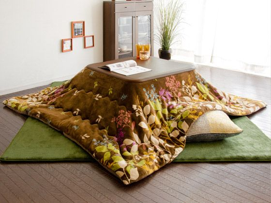 Fu10 1 Kotatsu Futon Comforter Blanket Square 190x190cm Patchwork
