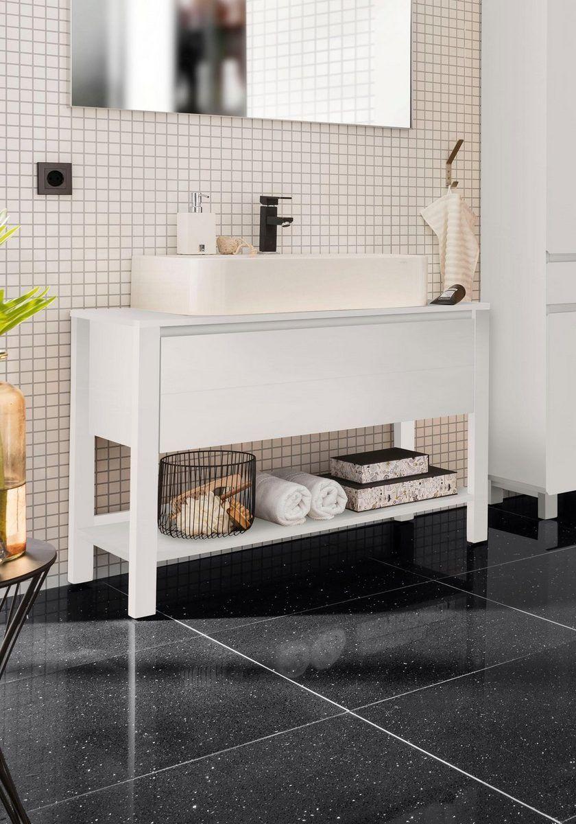 Home Affaire Waschbeckenunterschrank Kaika Breite 100 Cm Online Kaufen Otto Waschbeckenunterschrank Schrank Unterschrank