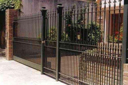 Rejas de seguridad jardineria pinterest rejas de - Seguridad de casas ...