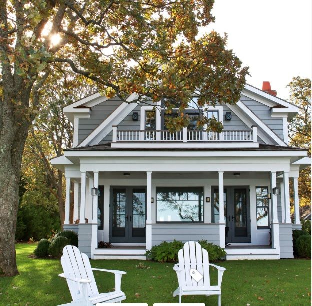 pin by christy snyder on lake life house paint exterior on lake cottage colors id=59988