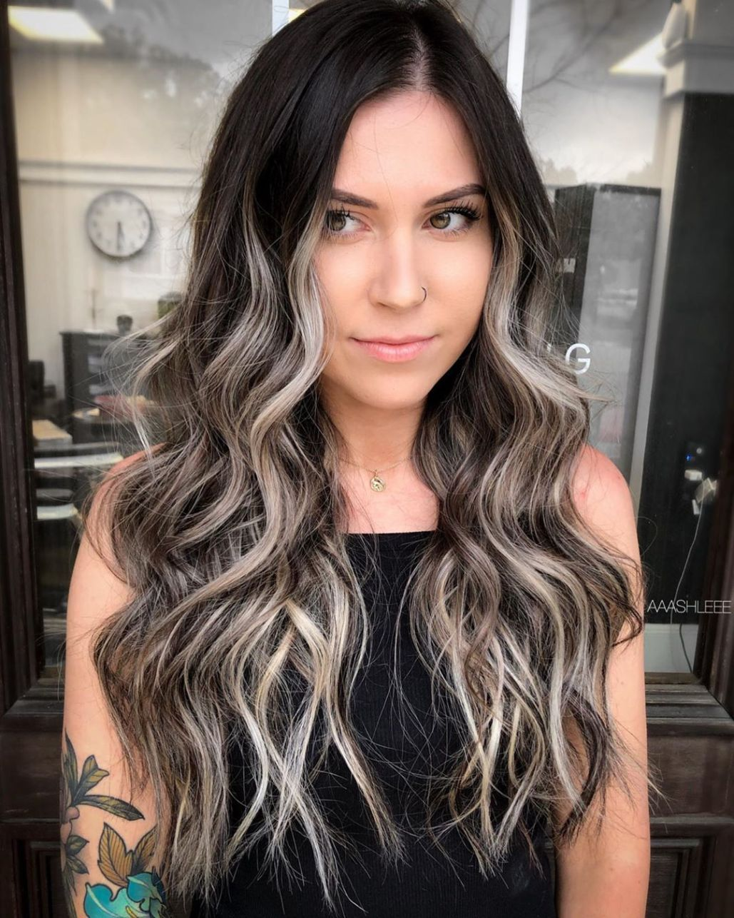 50 Best Blonde Highlights Ideas For A Chic Makeover In 2020 Hair Adviser In 2020 Black Hair With Blonde Highlights Blonde Highlights Brown Blonde Hair