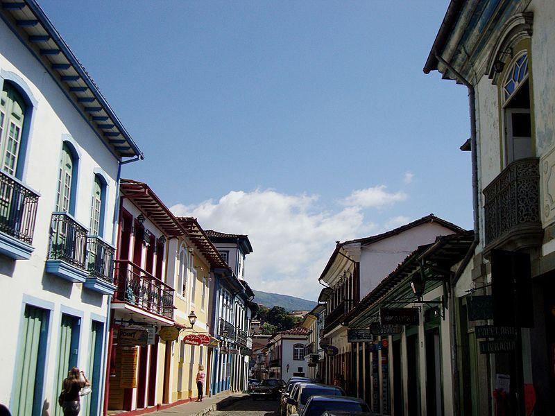 Rua Direita de Mariana - Danielodist