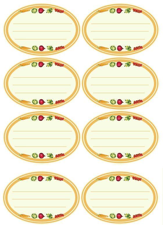 Etiquettes Conserves A Imprimer Etiquettes De Pot Etiquette A Imprimer Etiquette Bocaux