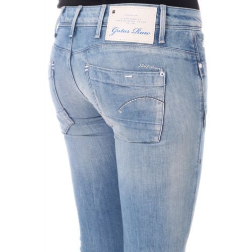 120$ NWT G Star Liv Tyler Low T Skinny Jeans In Comfort Lenz