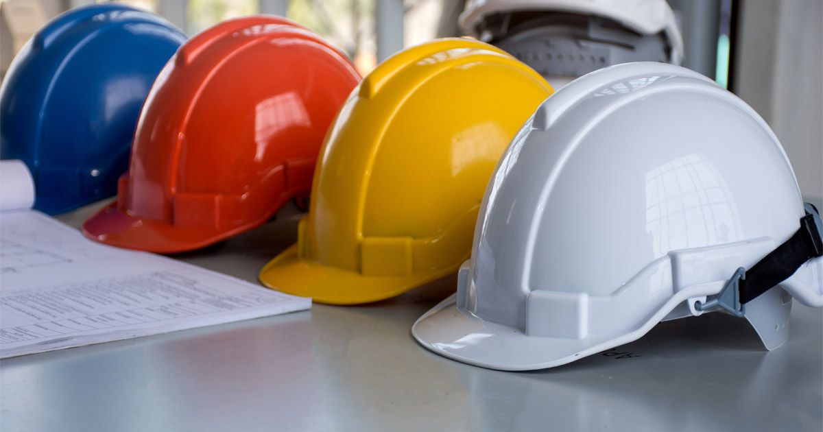 Differences between safety helmets and hard hats in 2020