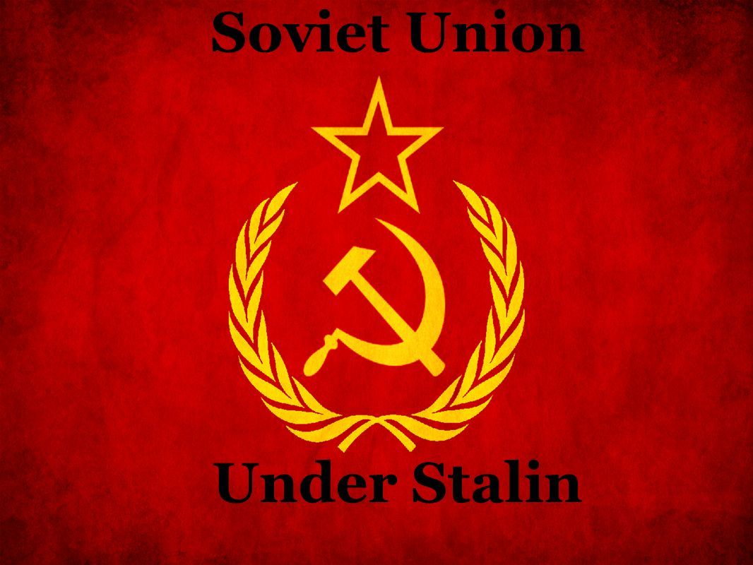Joseph Stalin Launched A Series Of Five Year Plans Intended To