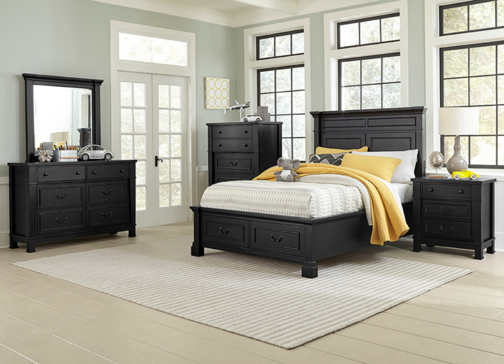 Annapolis Full Size Bedroom Set With Storage Bed Bedroom