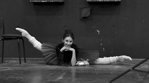 A ballerina's life.