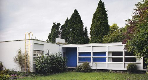 Berthold Lubetkin, Bungalow A, 1935