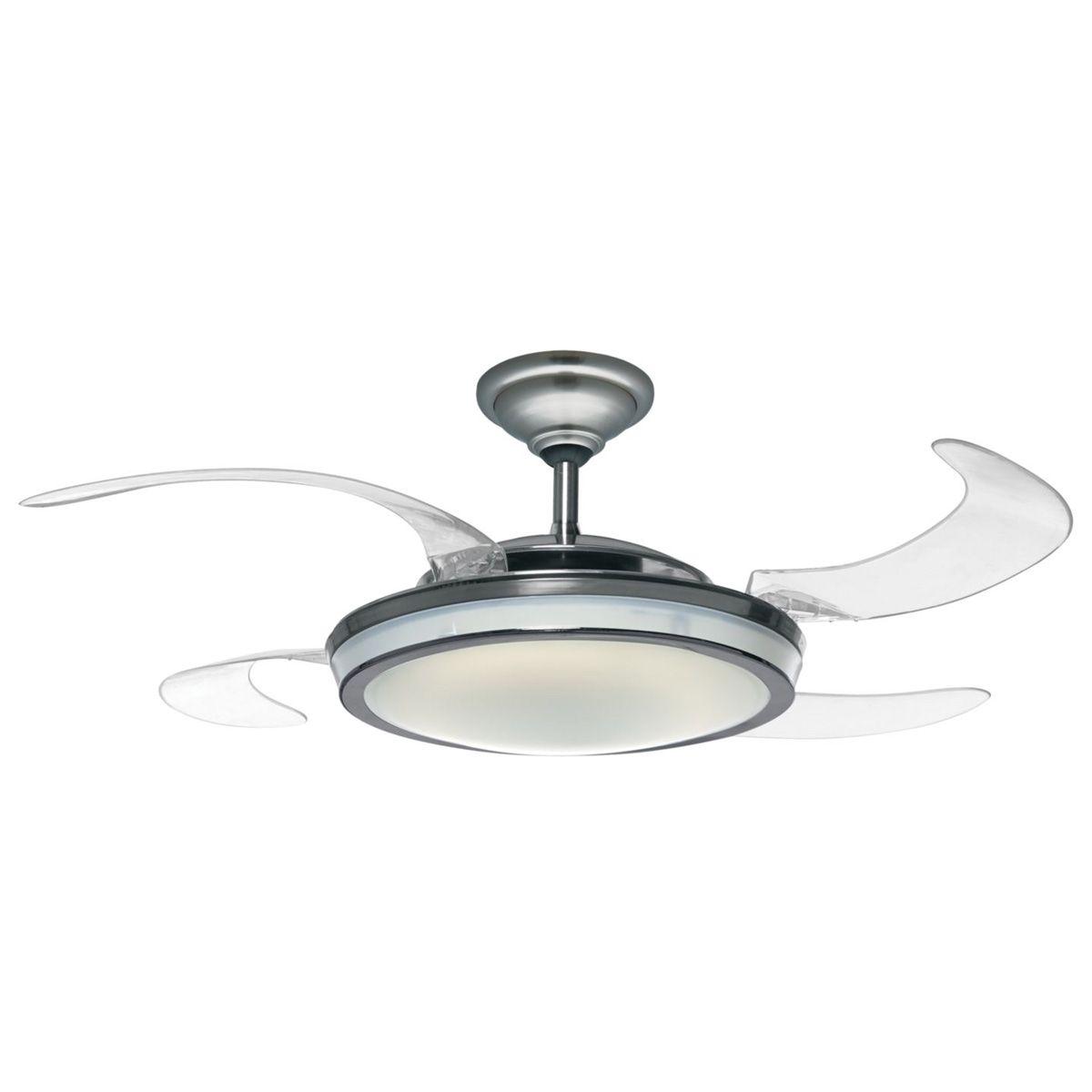 Ceiling Hunter Fanaway Retractable Blade Fan