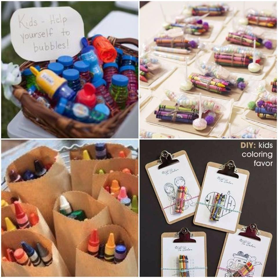 Wedding Gift Bags For Children Wedding Accessories Pinterest