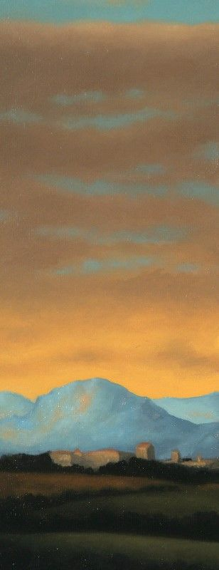 Landscape (detail) by Renny Tait.