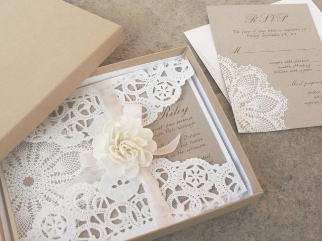 What Wedding Invitations Should You Use? Weddings - best of handmade formal invitation card