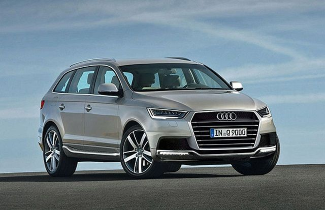 2019 Audi Q9 Possible Release Date And Price >> 2019 Audi Q9 Hybrid Concept Cars Group Pins Audi Audi