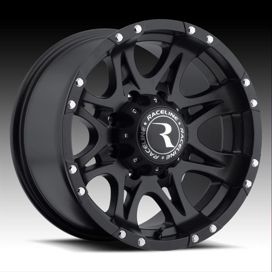 Find Raceline Wheels Raptor Black Wheels 981 68060 And Get