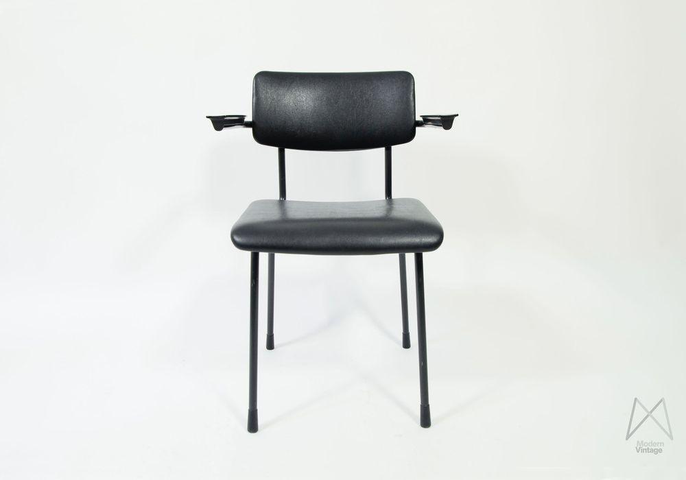 Dutch design originele vintage stoel gispen gispen