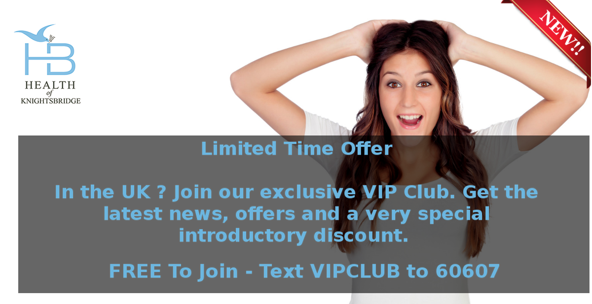 In the UK ? Join our VIP Club and get news and offers and a special introductory saving..Text VIPCLUB to 60607