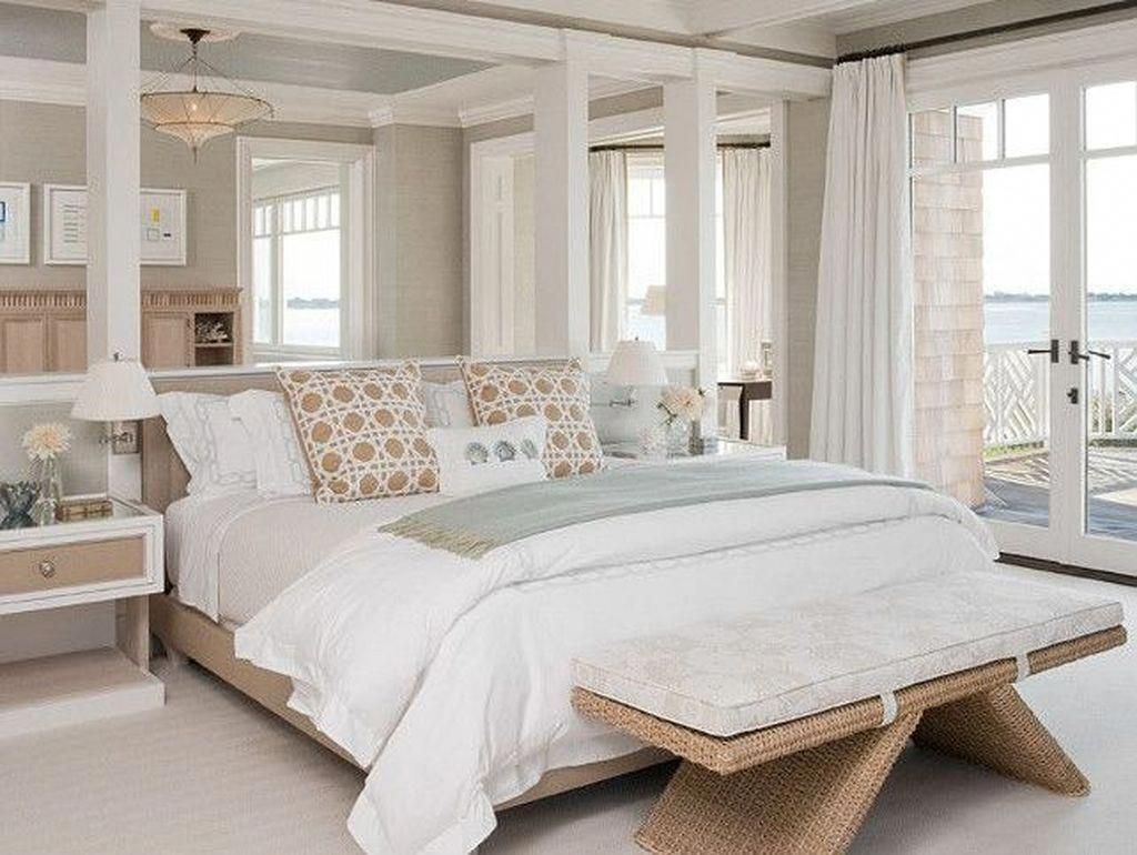 17 Fascinating Vintage Coastal Decor Ideas Coastal Bedrooms Coastal Master Bedroom Master Bedrooms Decor