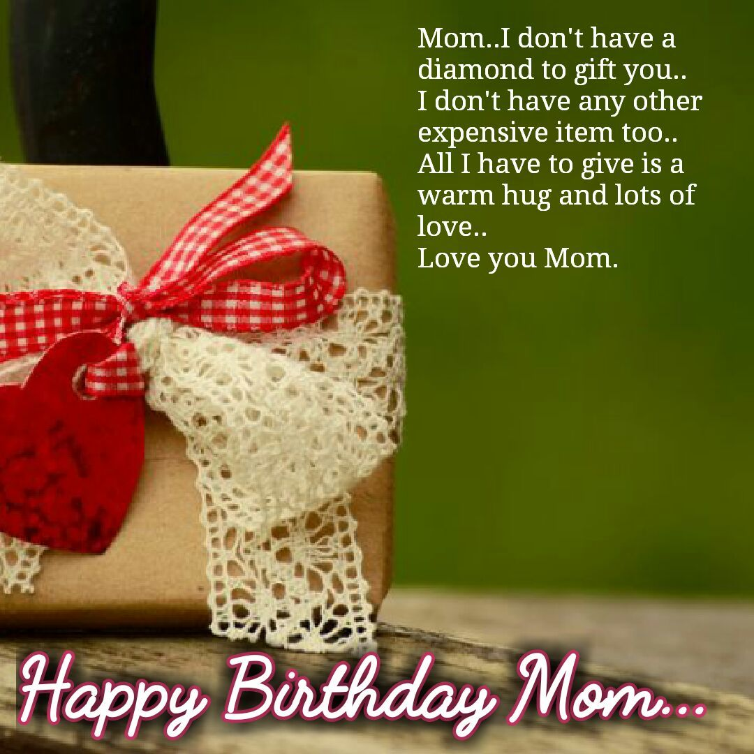 Best 70 Birthday Wishes For Mom Wish T