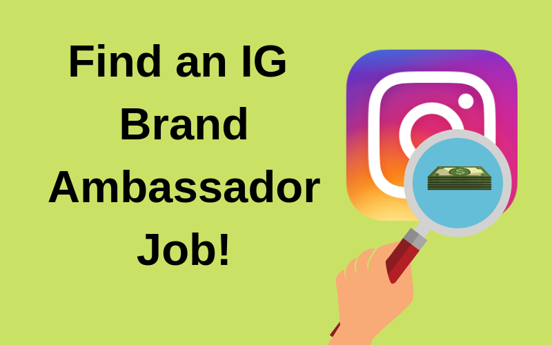 Here's Where You Can Find a Brand Ambassador Job Brand