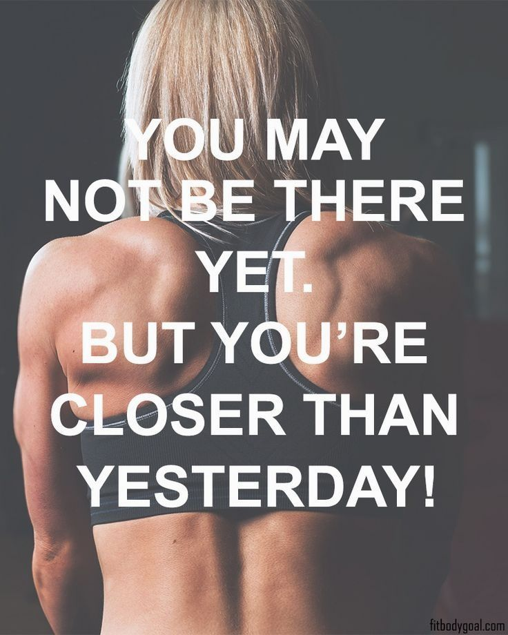 4 Fitness Motivational Quotes that Will Inspire You! -  Some of the best fitness motivational quotes...