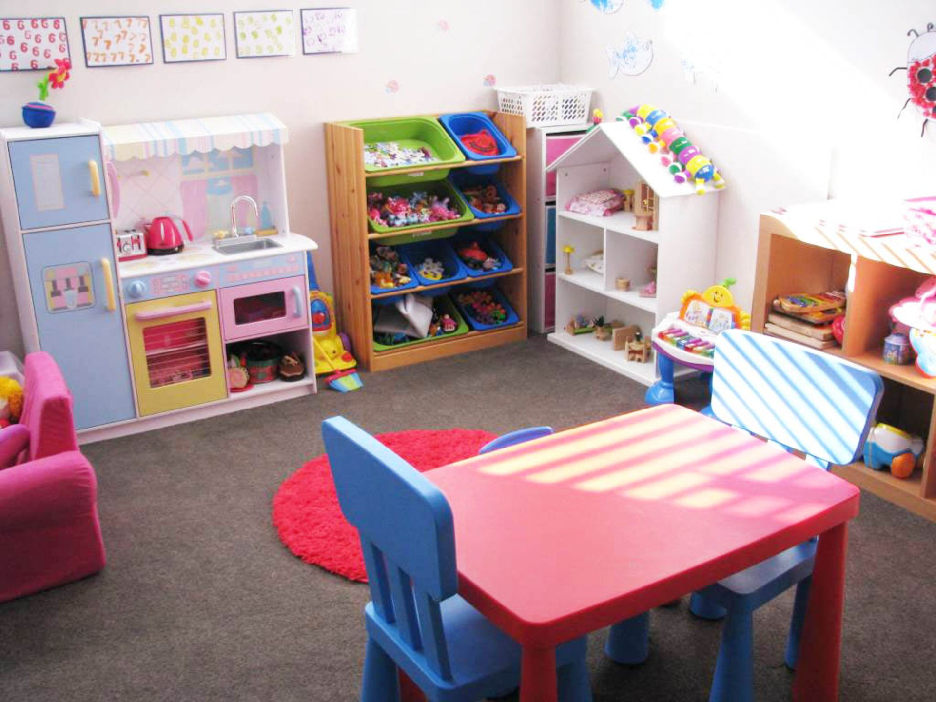 1920x1440 Px Interior Picture Kids Playroom Ideas Small Space