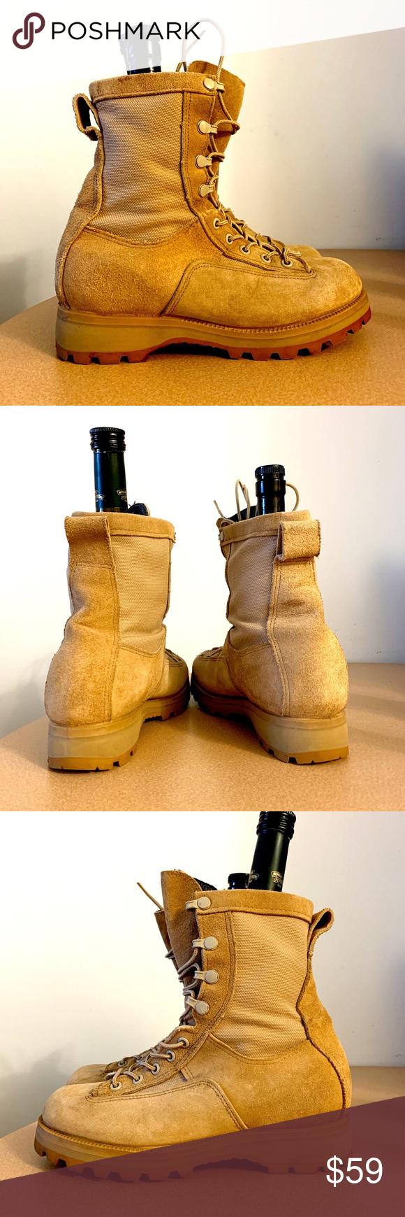 Mcrae Coyote Tan Gore Tex Military Combat Boots Combat Boots Boots Military Combat Boots