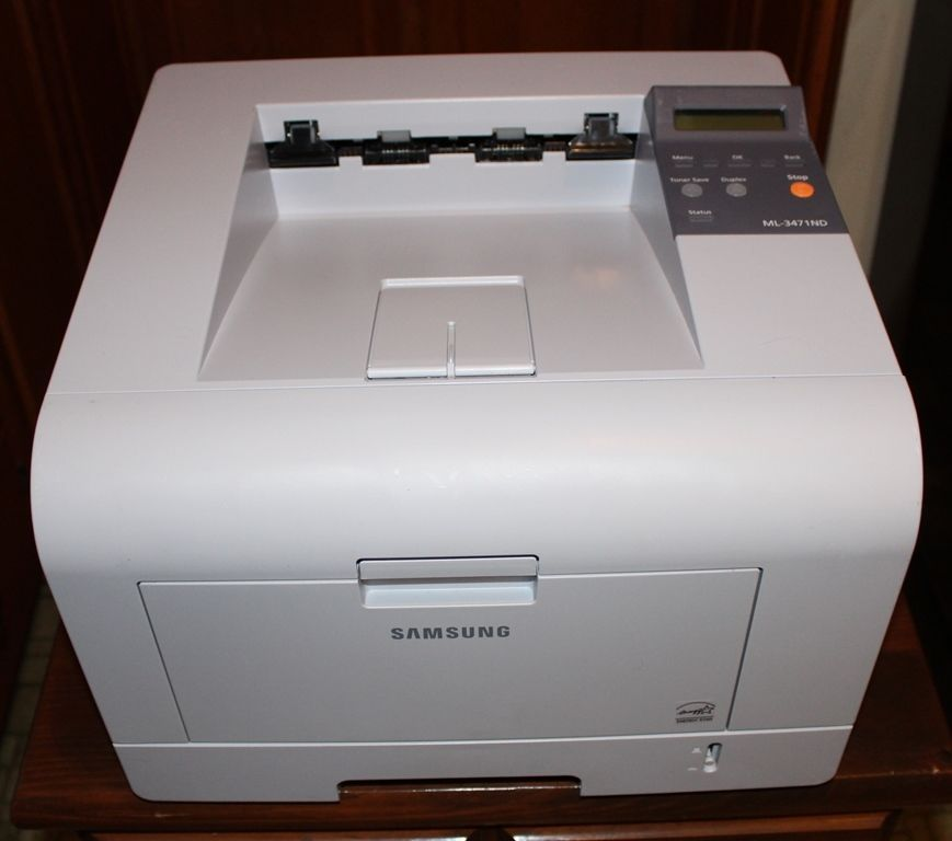 Samsung ML-3471ND Printer Drivers for PC