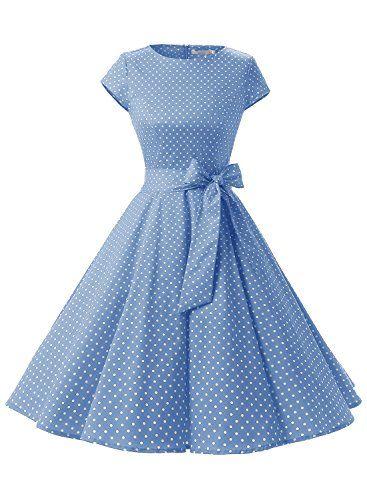 Vintage Prom Dresses with Cap Sleeves