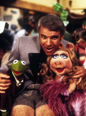 Image result for steve martin muppets 1979