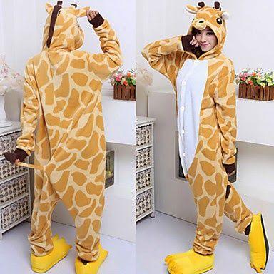 e3d9d13de Pijama Esquijama Jirafa