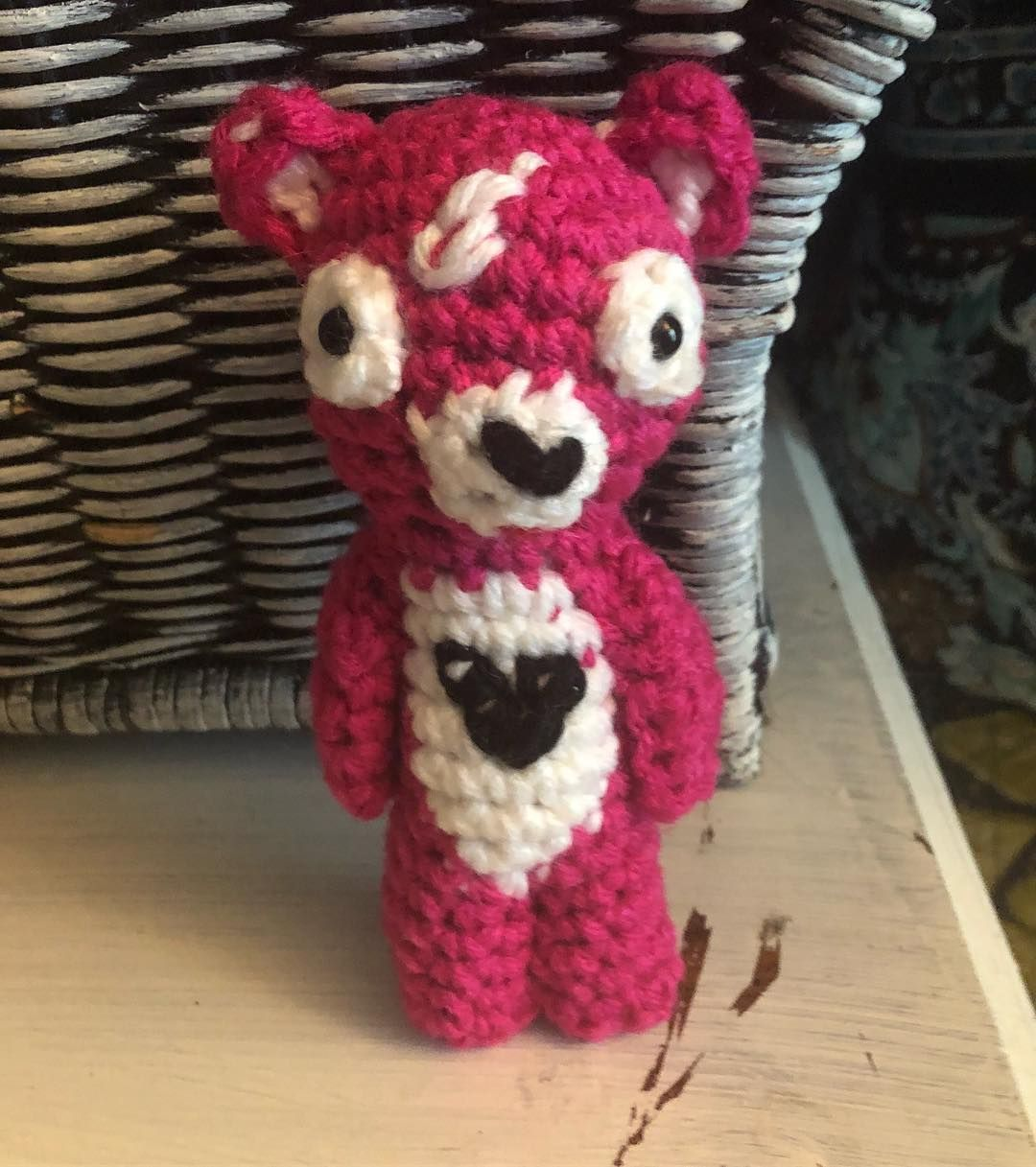 Winter Fox - Amigurumi Wild Animal - Fox Crochet - Stuffed Toy ... | 1217x1080
