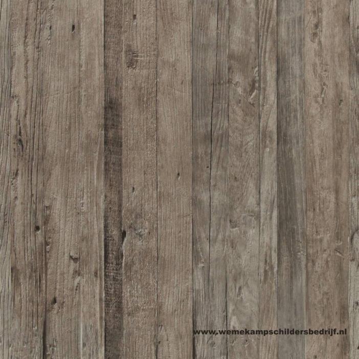 18291 Driftwood, hout, steigerhout behang Riviera Maison ...