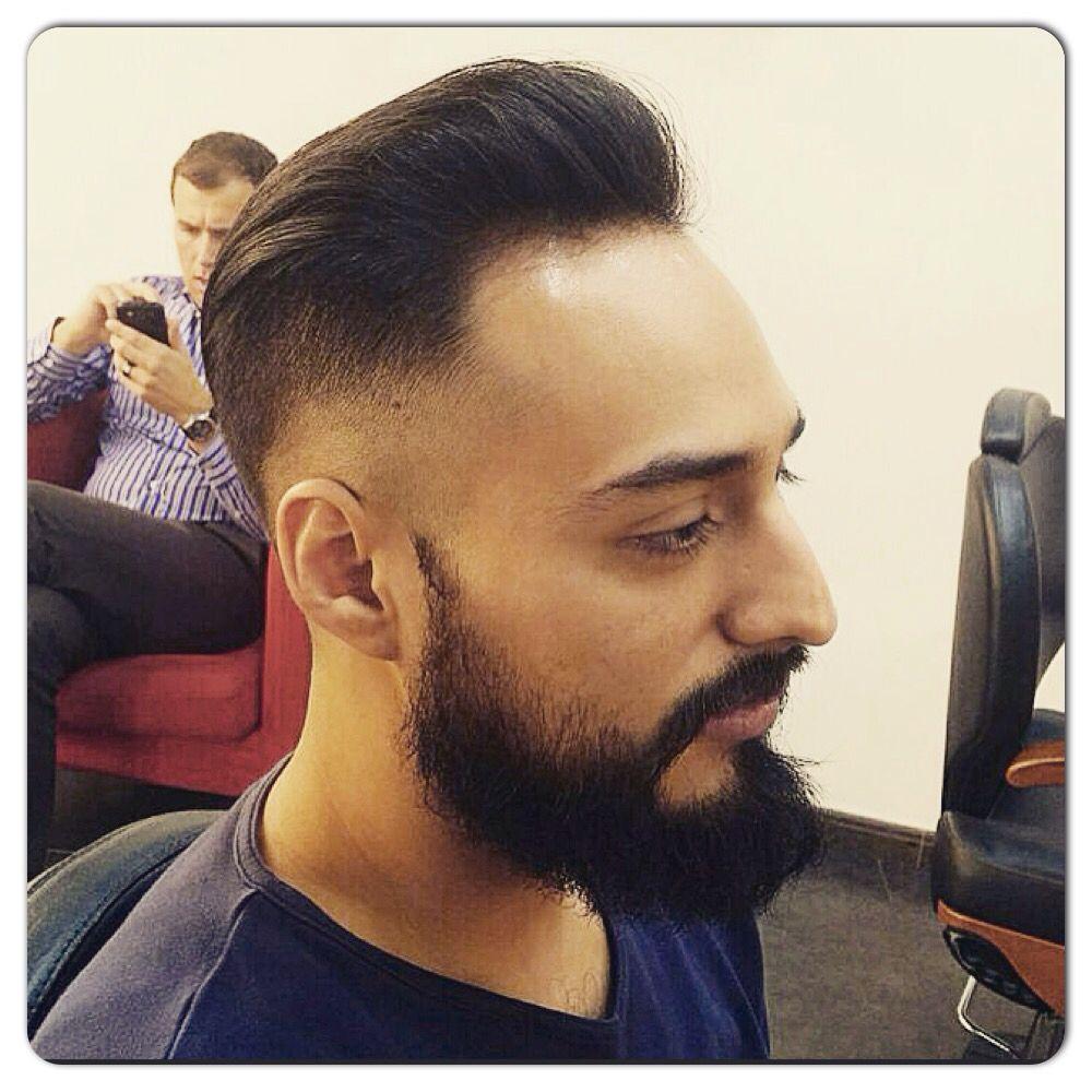 Mens haircuts with beards wwwquiquepop peluquería y estética masculina quiquepop en