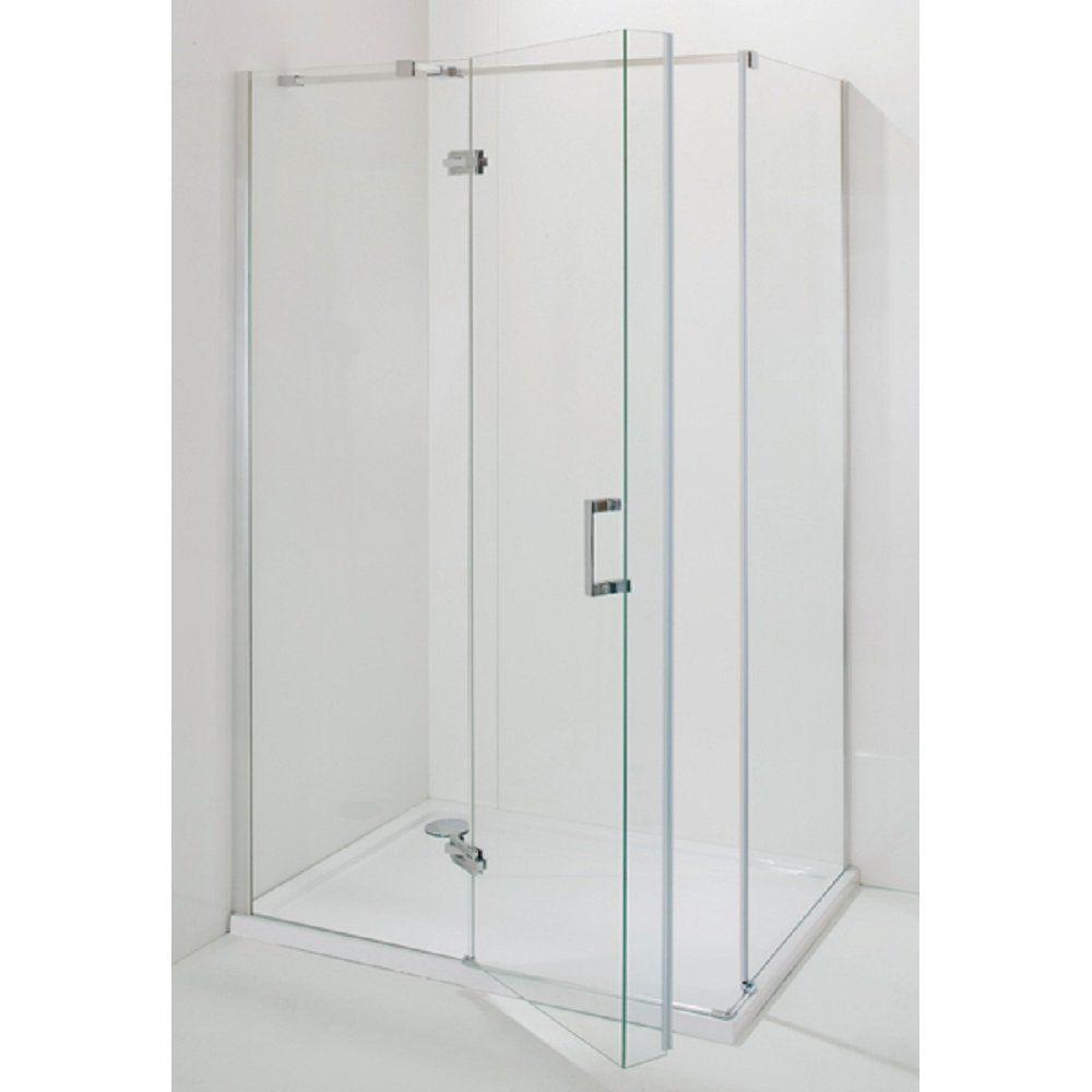 pivot glass door shower frameless 1200 - Google Search   BATHROOM ...