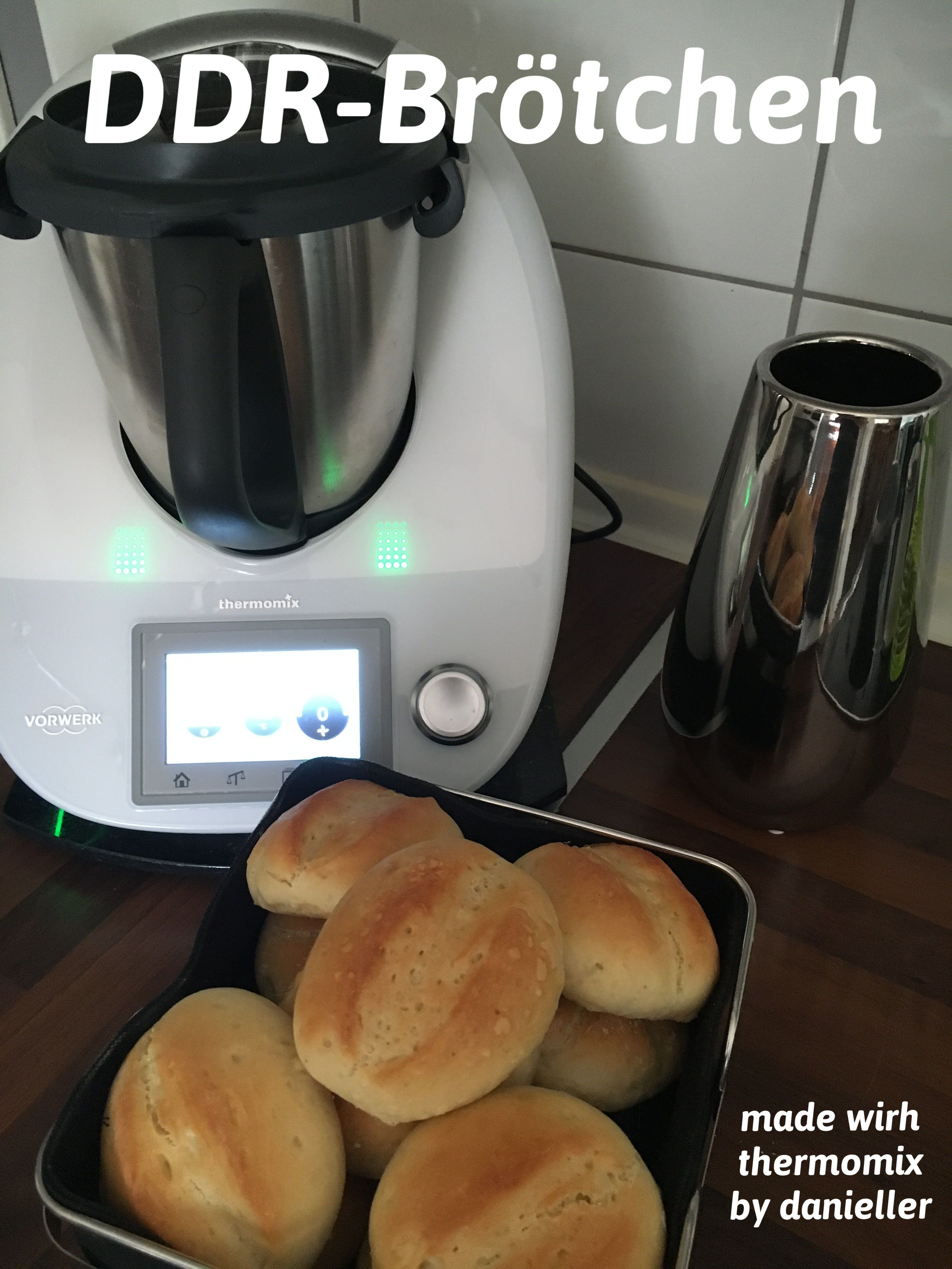 Stockbrot Thermomix Hefe Omas Ddr Brötchen