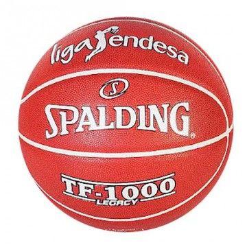 57e1b1a21a6 Ballon de basket Spalding Legacy LNB TF 1000 Liga endesa T7