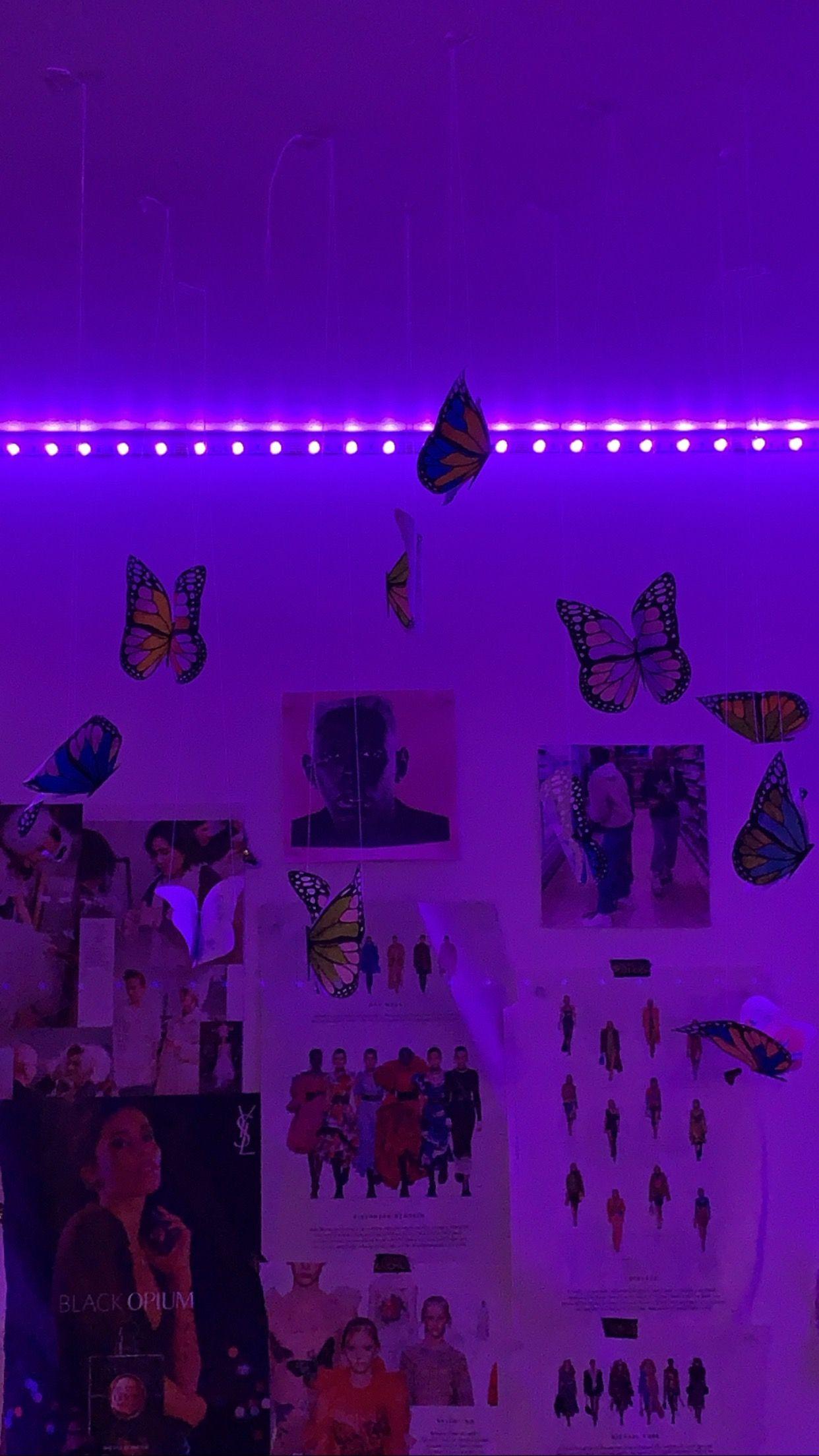Aesthetic Room Decor Butterfly Room Decor Butterfly Room Aesthetic Room Decor