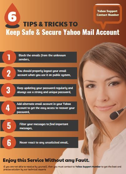 Here looking top 6 Tips & Tricks to keep safe and secure