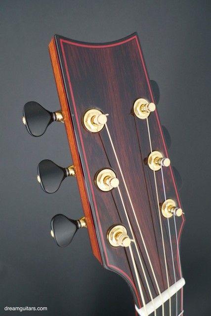 Fox Ergo Noir Brazilian Alpine Guitar Design Acoustic Guitar Best Acoustic Guitar