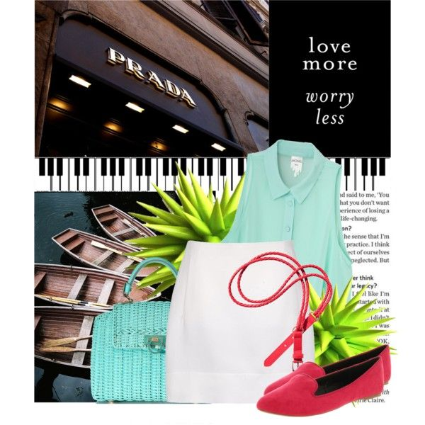 """""""love more worry less"""" by asya-1 on Polyvore"""