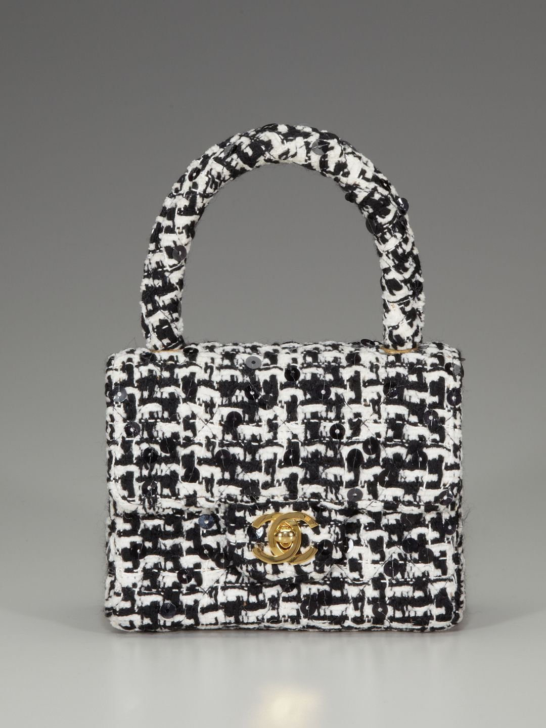66bf300df255 Chanel Tweed with Sequins by Vintage Handbags and Jewelry at Gilt ...