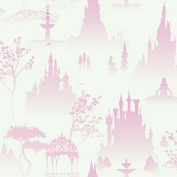 Disney Scenic Tonal Toile Removable Wallpaper Disney Home Decor