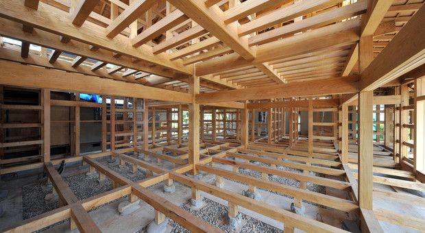 holzriegelbau konstruktionsarten und aufbau haus gartenhaus und fassade aus holz wooden. Black Bedroom Furniture Sets. Home Design Ideas