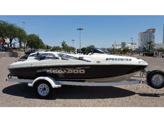 Used 2000 Sea Doo Speedster, Los Angeles, Ca - 90047