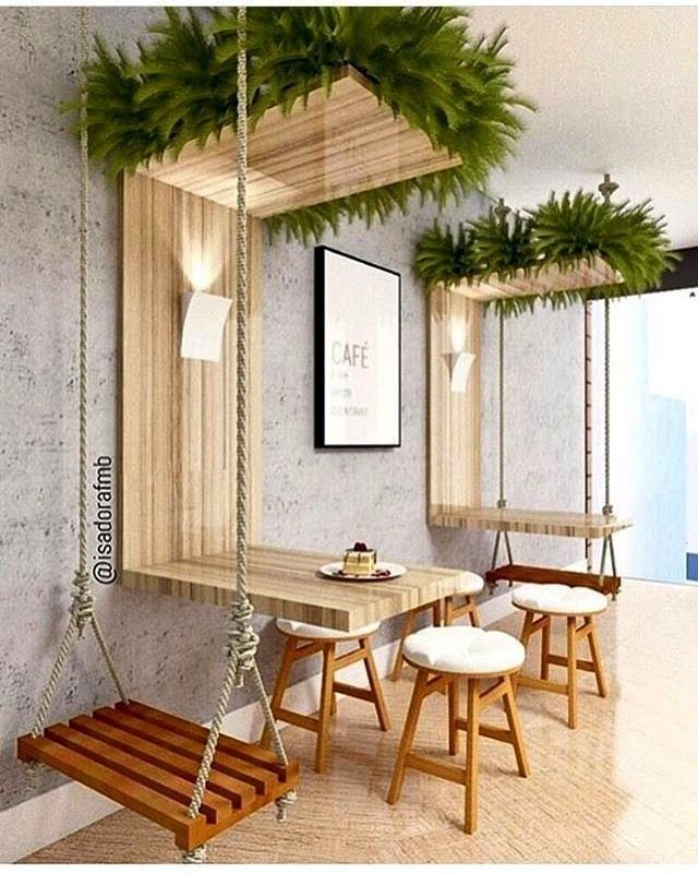 Not Sure if this is a Coffee Shop or What  Im Not Sure if this is a Coffee Shop or What   Sitzgelegenheit Wohnzimmer Fall In Love With This Industrial Loft Design Min Rea...