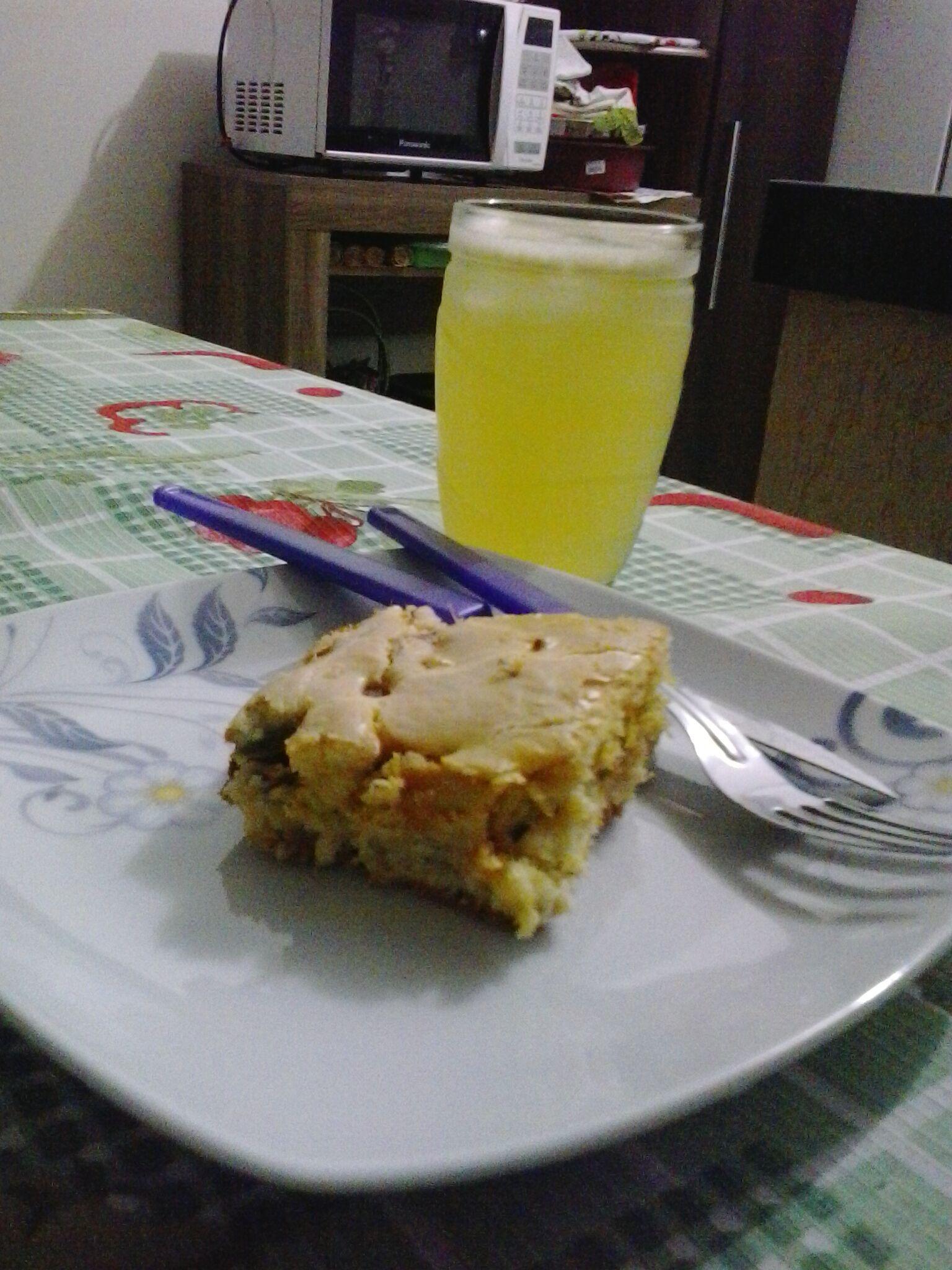Torta de frango, 19/10/2015