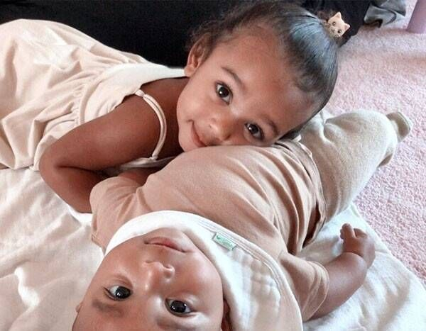 Celebrate Chicago West S 2nd Birthday By Looking At Her Cutest
